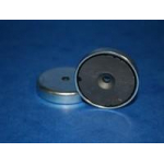 Hard ferrite flat pot magnets