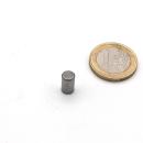 Stabgreifer AlNiCo mit Passungstoleranz h6 / d6x10 mm