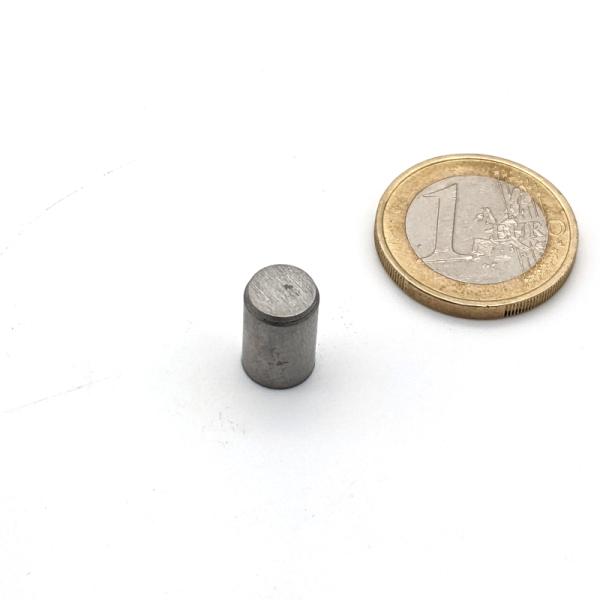 Stabgreifer AlNiCo mit Passungstoleranz h6 / d8x12 mm