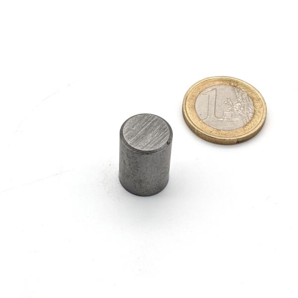 Stabgreifer AlNiCo mit Passungstoleranz h6 / d13x18 mm