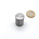 Stabgreifer AlNiCo mit Passungstoleranz h6 / d20x25 mm