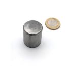Stabgreifer AlNiCo mit Passungstoleranz h6 / d25x30 mm