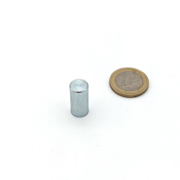 Stabgreifer AlNiCo ohne Passungstoleranz / d10x20 mm