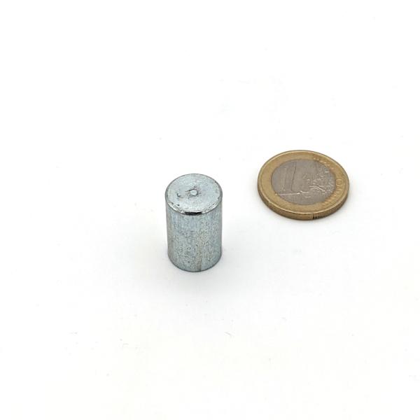 Stabgreifer AlNiCo ohne Passungstoleranz / d13x20 mm