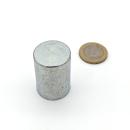 Stabgreifer AlNiCo ohne Passungstoleranz / d25x35 mm