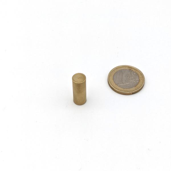 Stabgreifer SmCo ø8x20, Haftkraft 15 N ~ 1,5 kg