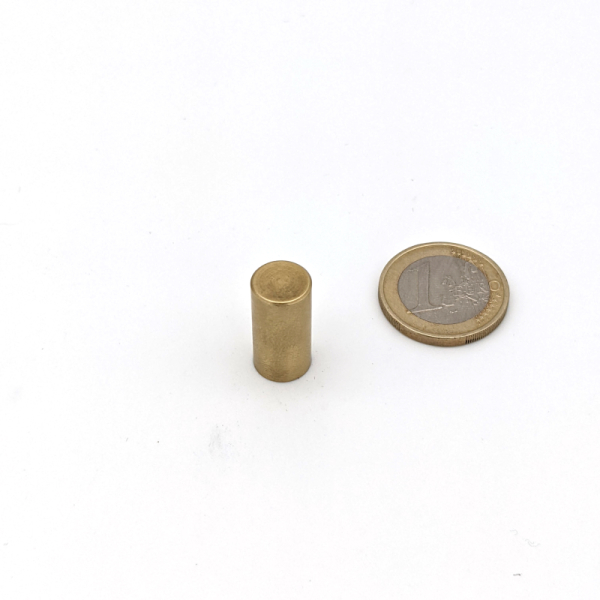 Stabgreifer SmCo d10x20, Haftkraft 40 N ~ 4,0 kg