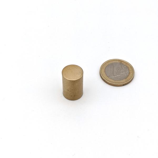 Stabgreifer SmCo d13x20, Haftkraft 60 N ~ 6,0 kg