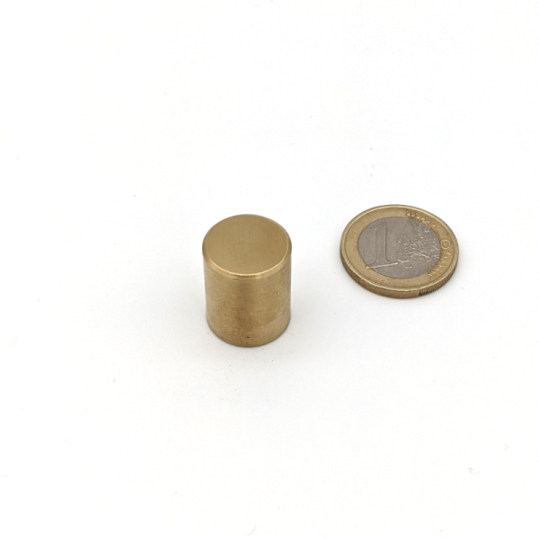 Stabgreifer SmCo d16x20, Haftkraft 125 N ~ 12,5 kg
