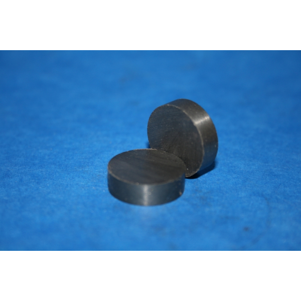 Magnet Hartferrit d8x10 mm