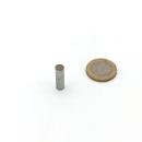 Stabgreifer AlNiCo mit Innengewinde M3 d6x20 mm