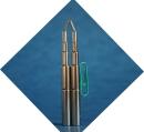 Magnet Stabmagnet Neodym NdFeB N35 d8x20 nickel