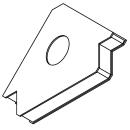 Permanent-Mehrfach-Winkelmagnet L160xB20xH100 mm