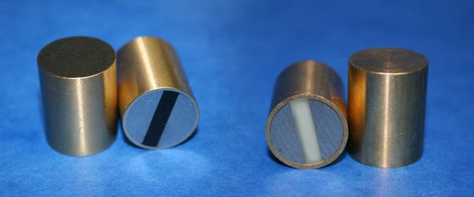 Stabgreifer Magnete SmCo / NdFeB